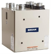 ERV70T BROAN AIR EXCHANGER (44162 VENMAR AVS K7 ERV) - Top ports